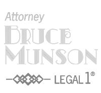 Bruce Munson Attorney Logo
